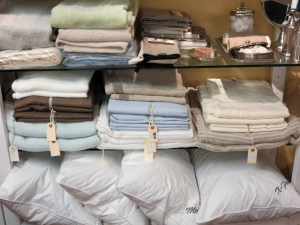 Laundry services in Nelspruit quick fact - linen is naturally anti-fungal and anti-bacterial